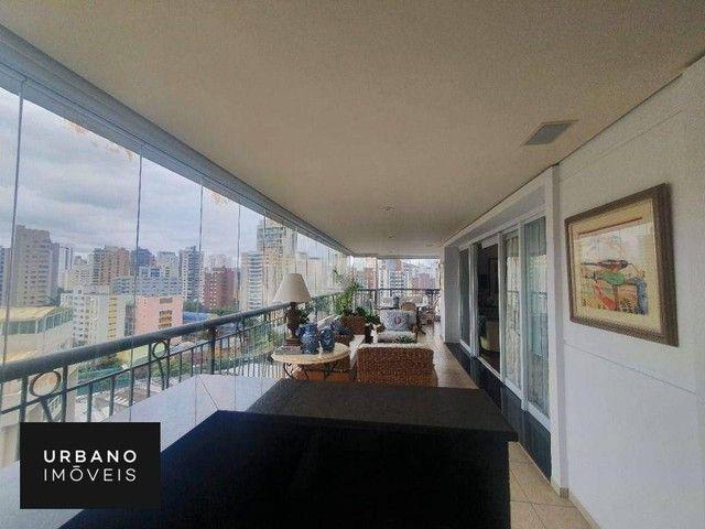 Apartamento com 4 dormitórios para alugar, 226 m² por R$ 25.000,00/mês - Vila Nova Conceiç - Foto 4