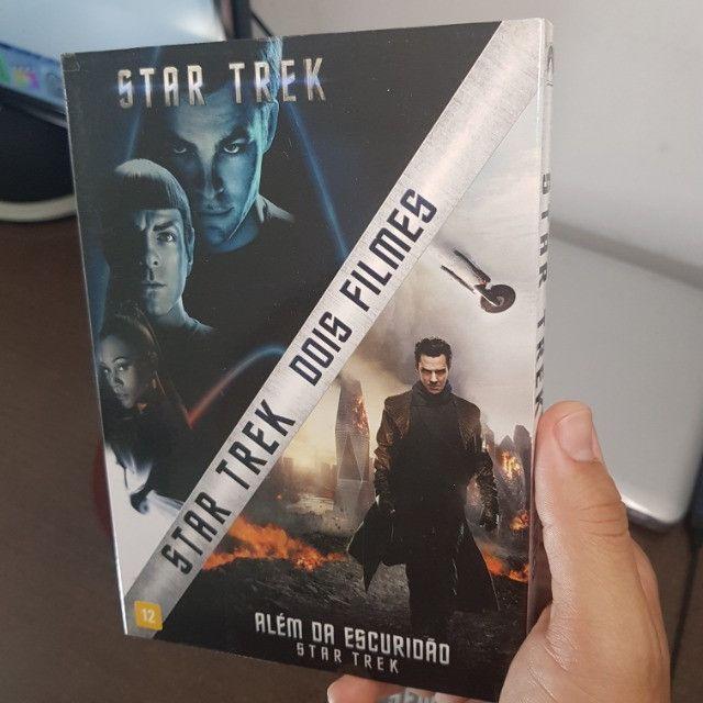 Trilogia: Star Trek (nova Geração) - Foto 4
