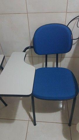 Cadeira Universitária  - Foto 4