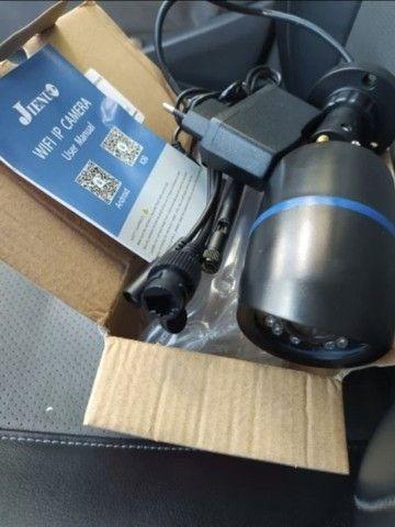 Câmera IP Externa à prova d'água  - Foto 4