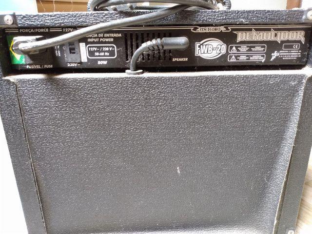 Cubo p baixo Meteoro FWB 20 - Foto 2