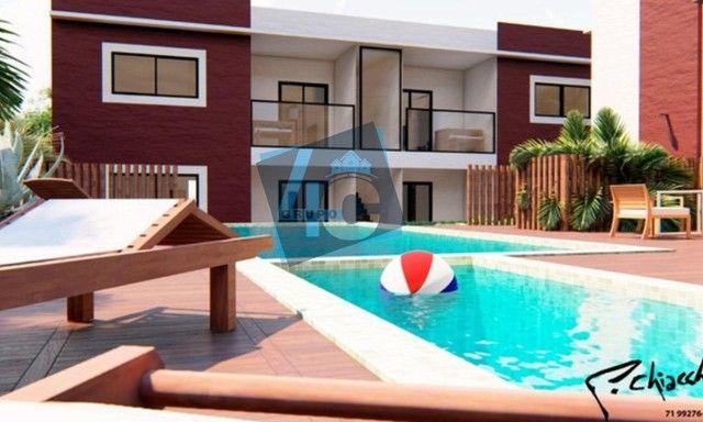 Apartamento com 3 dormitórios à venda, 89 m² por R$ 370.000 - Taperapuã - Porto Seguro/BA - Foto 8