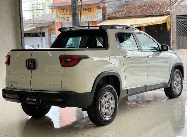 TORO 2.0 FREEDOM - DIESEL - 2017 - MECÂNICA - APENAS 66.000 KM - INFINITY CAR - Foto 6
