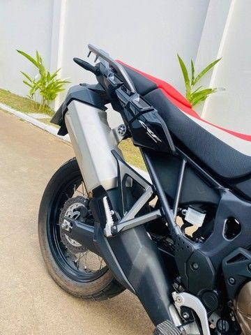 África Twin 1000L 2020 ZERO!! - Foto 10