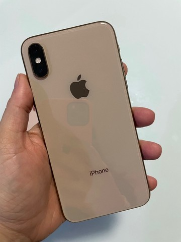 Iphone XS Dourado 64gb