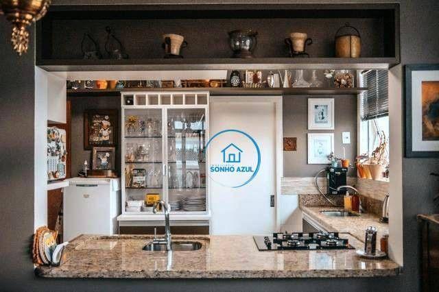 Apartamento à venda, 138 m² por R$ 636.000,00 - Balneário - Florianópolis/SC - Foto 8