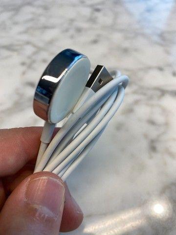Apple Watch Serie 3 - GPS - 42mm com cabo carregador - Foto 6