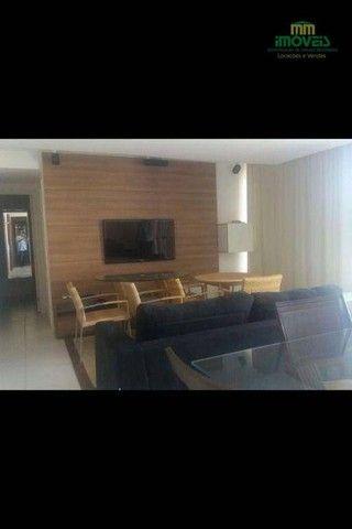 Apartamento com 5 dormitórios para alugar, 126 m² por R$ 4.000,00/mês - Porto das Dunas -  - Foto 5