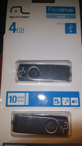 Pendrive Multilaser 4GB