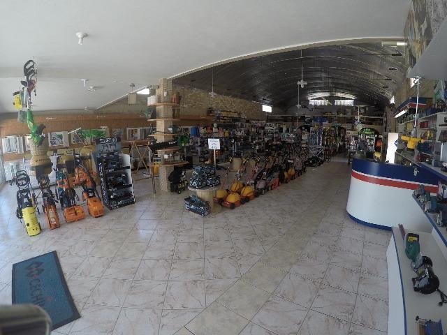 Estoque Loja Materiais de Construção Acabamento Elétrica e geral