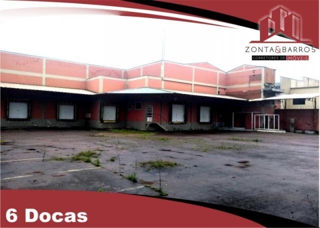 Galpão/depósito/armazém à venda em Afonso pena, São josé dos pinhas cod:BA00001 - Foto 3