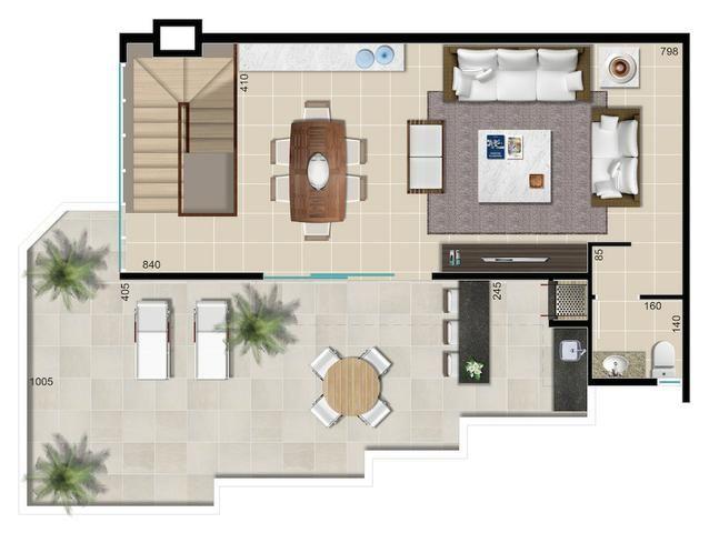 Apartamento no bairro Anita Garibaldi - Foto 9