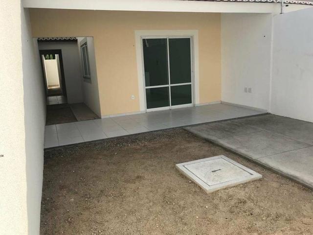 Casas pertinho de Messejana, 3 quartos 2 vagas fino acabamento - Foto 4