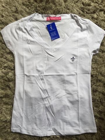 Camisetas básicas Dudalina