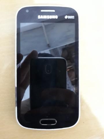 Smartphone Samsung usado para retirada de peças