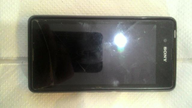 Vendo Sony Xperia tela quebrada
