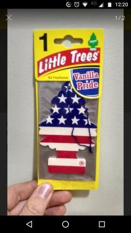 Aromatizador para carro Litle Trees