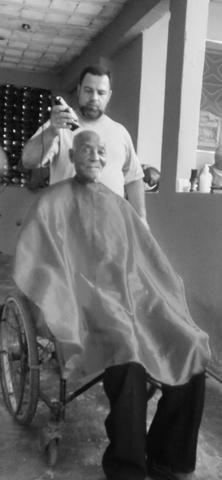 Barbeiro tradicional