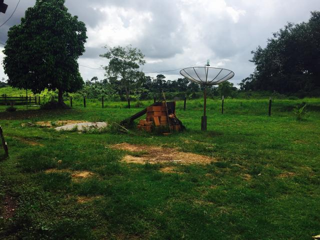 Fazenda 400 hectares