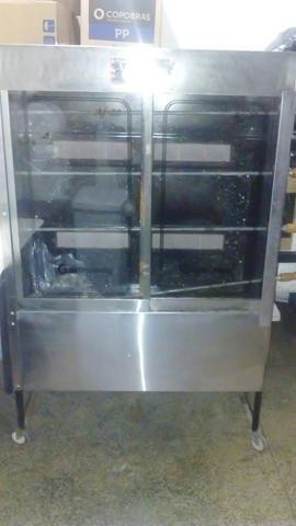 Máquina de assar galeto