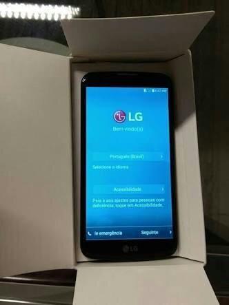 LG K10 Com nota fiscal Na garantia