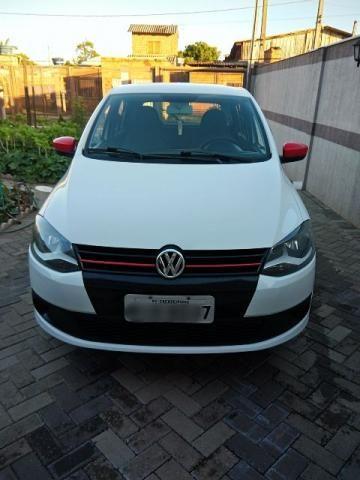 Vw - Volkswagen Fox GII 1.0 TOP + IPVA 2018 PAGO