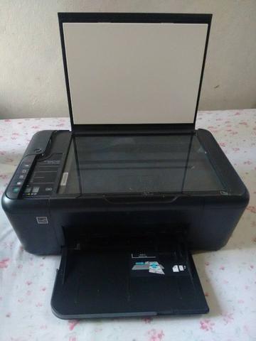 Impressora Multifuncional HP Deskjet F4480 (Com defeito)