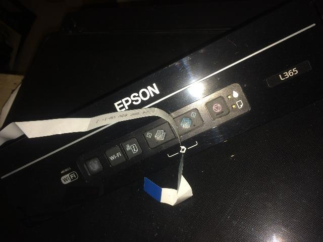 Painel Impressora Epson L355 L365 Completo