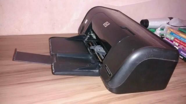 Impressora HP nunca usada