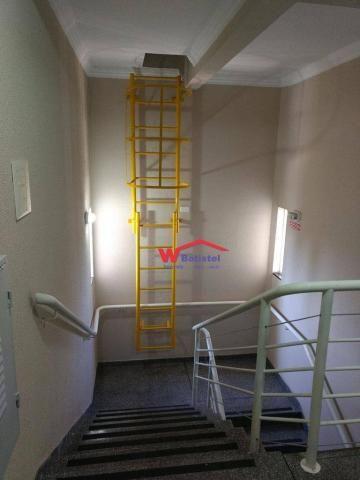 Apartamento com 2 dormitórios à venda, 57 m² por r$ 250.000 - rua vinte e cinco de dezembr - Foto 3