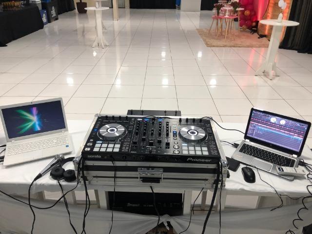 Equipamento para DJ Profissional Completo