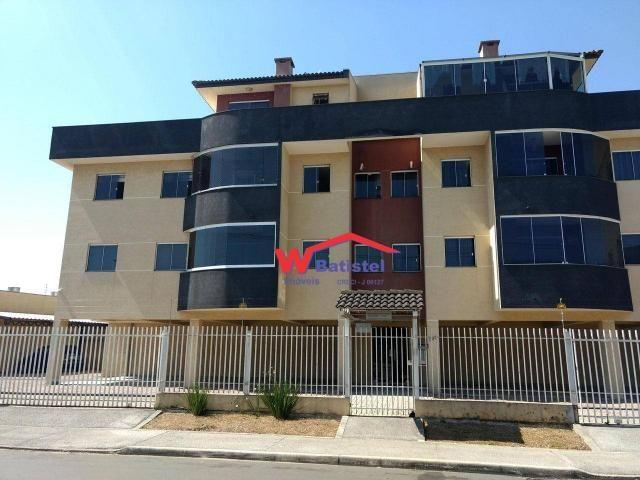 Apartamento com 2 dormitórios à venda, 57 m² por r$ 250.000 - rua vinte e cinco de dezembr