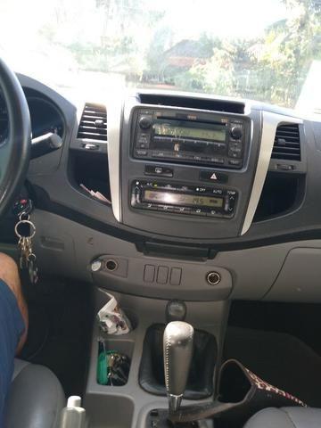 Hilux Turbo Diesel Srv 3.0 Automática 4x4 2010 - Foto 3