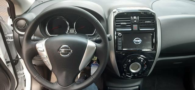 Nissan Versa V-drive 2021 0KM  - Foto 8