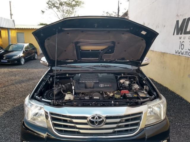 Toyota Hilux Cd SRV Automática Diesel - Foto 8
