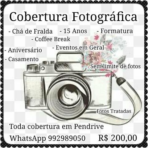 Cobertura Fotográfica