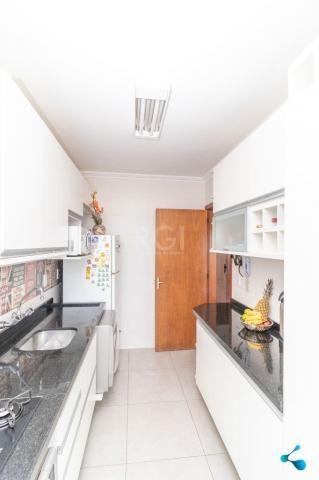 Apartamento à venda com 3 dormitórios em Santo antônio, Porto alegre cod:VP87111 - Foto 12