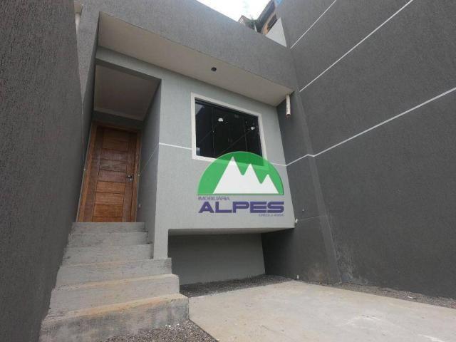 Casa à venda, 50 m² por R$ 190.000,00 - Sítio Cercado - Curitiba/PR