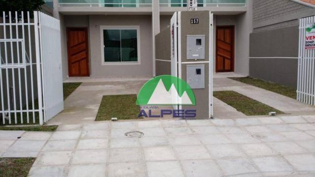 Sobrado à venda, 83 m² por R$ 225.000,00 - Cidade Industrial - Curitiba/PR - Foto 3