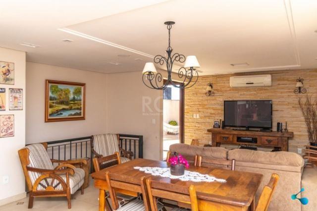 Apartamento à venda com 3 dormitórios em Santo antônio, Porto alegre cod:VP87111 - Foto 5