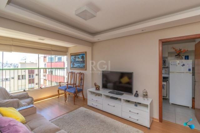 Apartamento à venda com 3 dormitórios em Santo antônio, Porto alegre cod:VP87111 - Foto 9