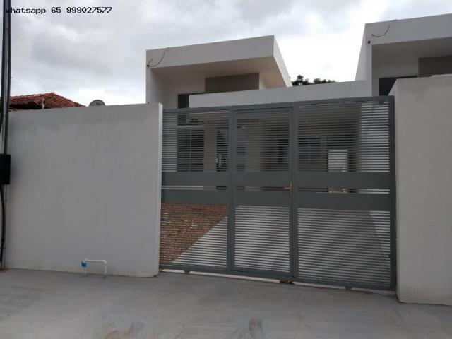 Casa para Venda em Várzea Grande, MANGA, 2 dormitórios, 1 suíte, 2 banheiros, 2 vagas - Foto 15
