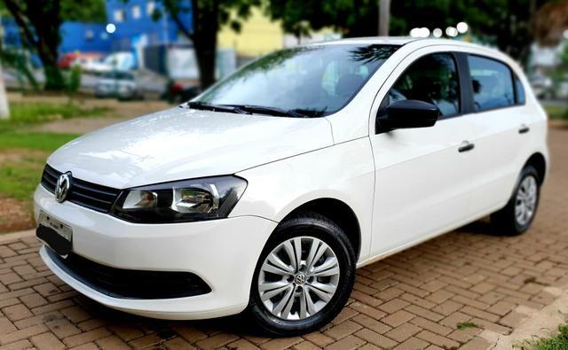 Aceita Troca VW Gol G6 1.0 Flex Baixo Km