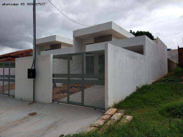 Casa para Venda em Várzea Grande, MANGA, 2 dormitórios, 1 suíte, 2 banheiros, 2 vagas - Foto 18