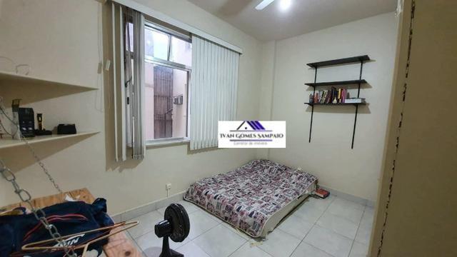 Apartamento de 2 quartos, na Rua do Humaitá - RJ - Foto 6