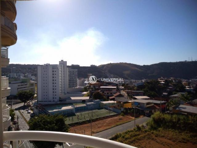 Apartamento com 2 dormitórios para alugar, 90 m² por r$ 1.600,00/mês - estrela sul - juiz  - Foto 14