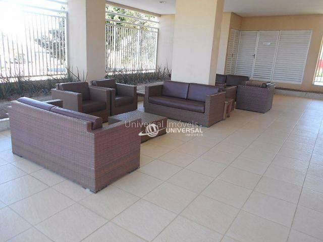 Apartamento com 2 dormitórios para alugar, 90 m² por r$ 1.600,00/mês - estrela sul - juiz  - Foto 16