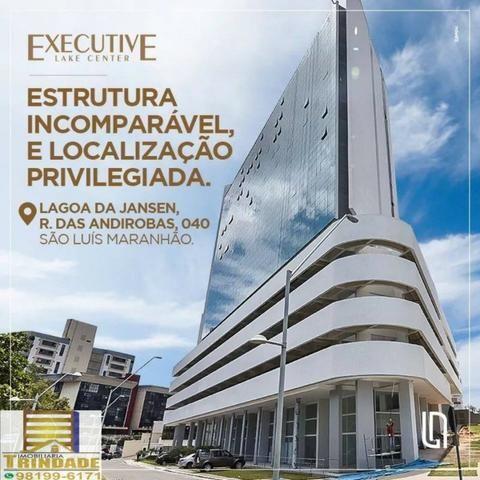 Executive Lake _Salas Comercial No Renascença _43m _ Toda Pronta - Foto 6