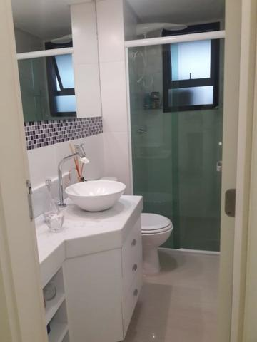 Apartamento semi-mobiliado no Residencial Porto das Pedras - Foto 16