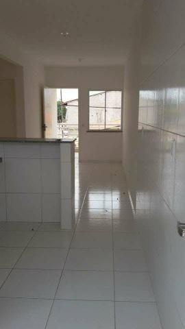 Lindo apartamento de cobertura ,,850.00 excelente localização com área de lazer privada - Foto 8